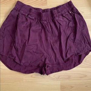 VS Pink size S faded sleep shorts